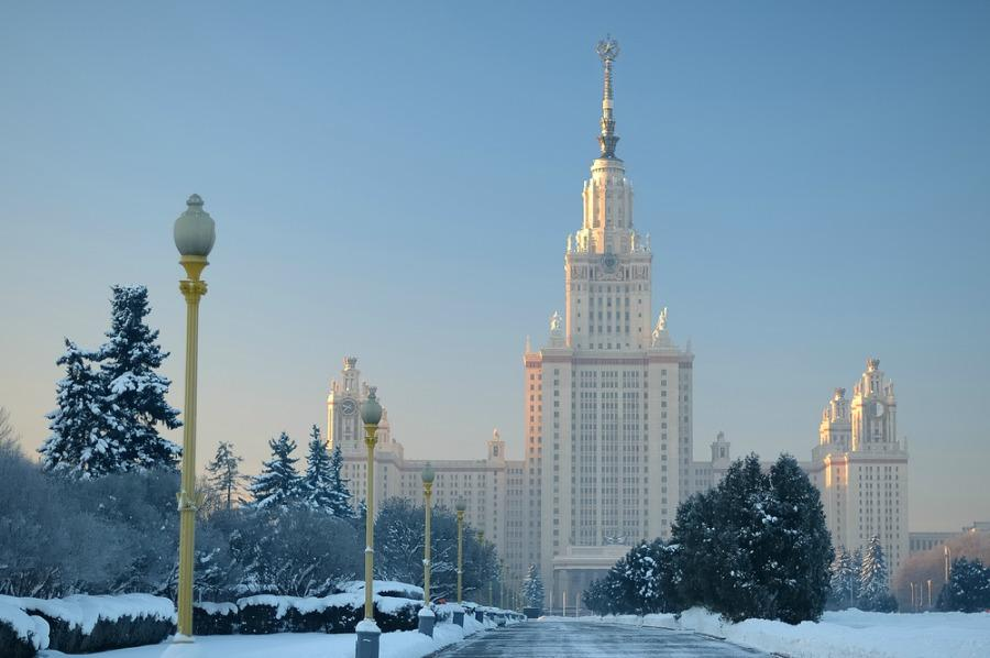 citytrip moscow